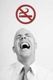 Non fumeur photographie stock libre de droits