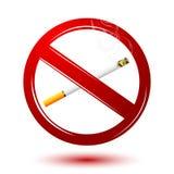 Non-fumeurs Photos libres de droits