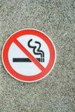 Non fumi Fotografia Stock