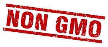 Non gmo stamp Royalty Free Stock Photo