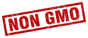 Non gmo stamp Stock Image