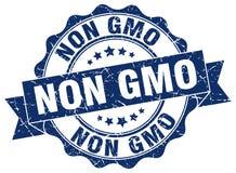 Non gmo stamp Royalty Free Stock Image