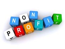 Non profit Stock Image