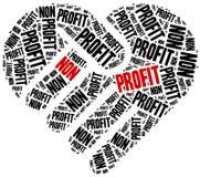 Non profit organization or business. Royalty Free Stock Photos