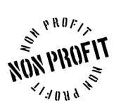Non Profit rubber stamp Stock Photos