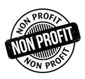 Non Profit rubber stamp Royalty Free Stock Photos