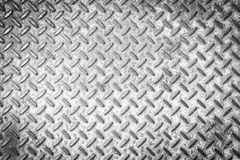 Non-slip steel grating step background Stock Photography
