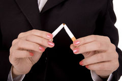 Non smoking Royalty Free Stock Images