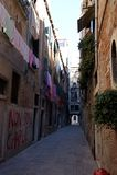 Non Sono Charlie Graffiti in Venice. Italy Stock Photography