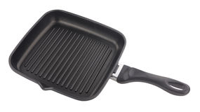 Non Stick Griddle Frying Pan Royalty Free Stock Photography