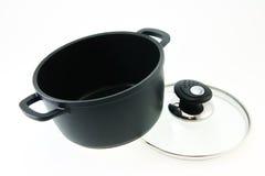 Non-stick pan Royalty-vrije Stock Foto