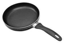 Non sticky frying pan Royalty Free Stock Photo