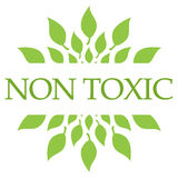 Non Toxic Leaves Green Circular Royalty Free Stock Photos