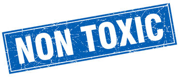 Non toxic stamp Stock Photography