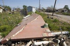 Nona casa 4347 del quartiere Fotografie Stock Libere da Diritti