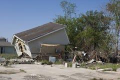 Nona casa 4349 del quartiere Immagine Stock