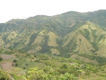 Nona góra, Enrekang, Południowy Sulawesi Fotografia Royalty Free