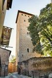 Nonantola la torre Fotos de archivo libres de regalías