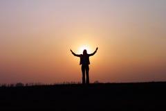 гостеприимсво солнечности Стоковая Фотография RF