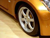 колесо сплава Стоковое Изображение RF