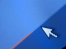 мышь стрелки Стоковые Фотографии RF