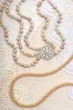 веревочка ожерелья Стоковые Фото
