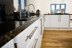 όμορφη κουζίνα σύγχρονη Στοκ Εικόνες