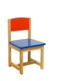 椅子孩子 库存图片