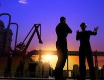 работники группы Стоковая Фотография RF