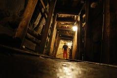 шахта Стоковое Изображение