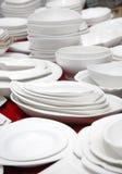 餐具 图库摄影
