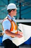 建筑专业人员 免版税图库摄影