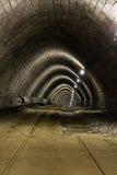 老隧道 库存图片