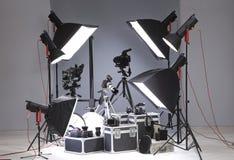στούντιο Στοκ εικόνες με δικαίωμα ελεύθερης χρήσης