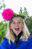 θερινό ηλιοστάσιο ομορφ& Στοκ εικόνες με δικαίωμα ελεύθερης χρήσης