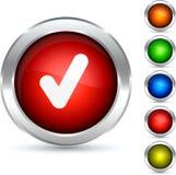 έλεγχος κουμπιών Στοκ Εικόνα