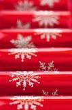 κροτίδες Χριστουγέννων Στοκ φωτογραφίες με δικαίωμα ελεύθερης χρήσης