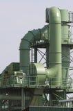 промышленный завод Стоковые Изображения