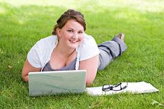 大学生年轻人 免版税库存照片