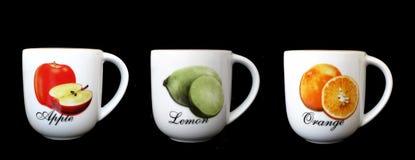 чашки Стоковое Изображение