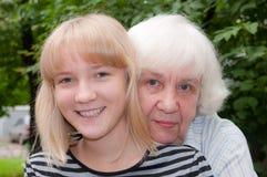 Συγγενείς Στοκ εικόνες με δικαίωμα ελεύθερης χρήσης