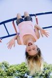 παιχνίδι πάρκων Στοκ εικόνα με δικαίωμα ελεύθερης χρήσης