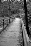 πάρκο γεφυρών Στοκ φωτογραφία με δικαίωμα ελεύθερης χρήσης