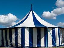 五颜六色的活动集会帐篷 免版税库存照片