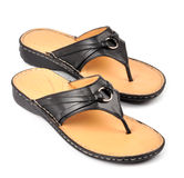 женские ботинки Стоковая Фотография