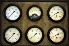 μέτρηση παλαιά Στοκ φωτογραφίες με δικαίωμα ελεύθερης χρήσης