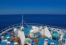 船 免版税图库摄影