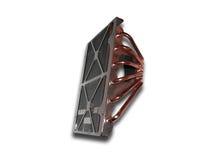 теплоотвод компьютера Стоковое Фото
