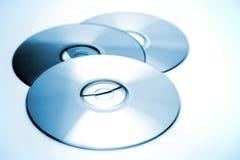 компакты-диски Стоковые Изображения