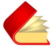 书红色 库存照片